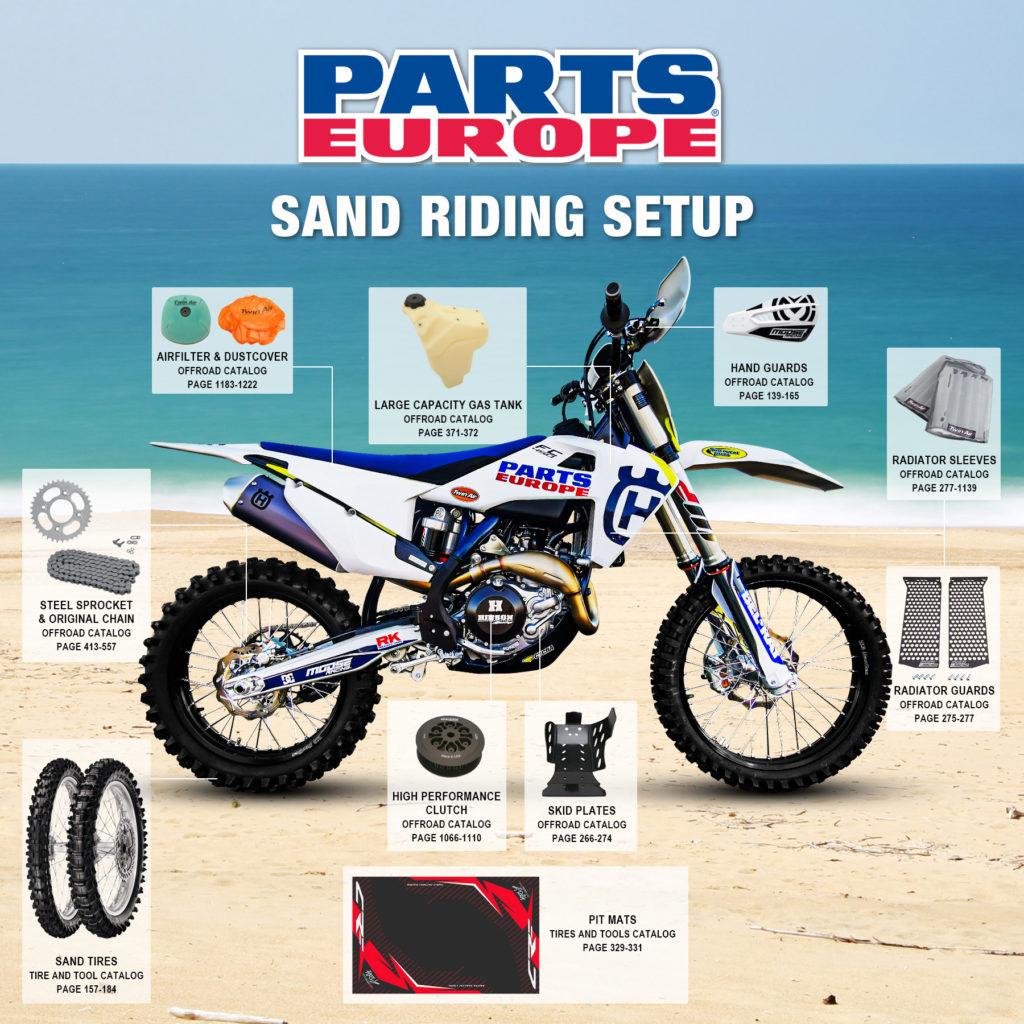 Sand & Beach Motocross Racing